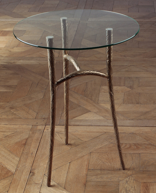Gueridon Side Table